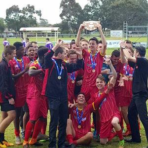 U18's NPL Champions