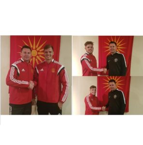 Stirling Lions FC welcomes three new signings for the 1st team